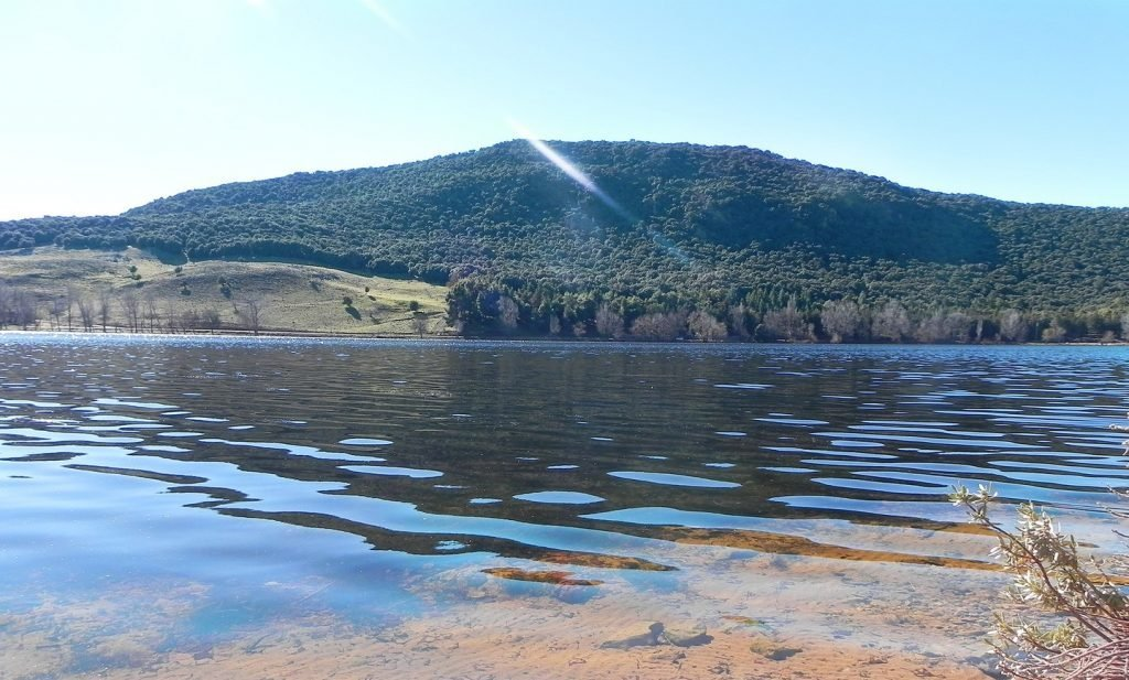 Lake Dait Aoua is located in the vicinity of Ifran or Ifrane (Morocco)