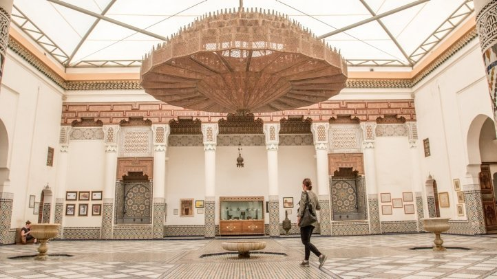 The Museum of Marrakech is one of the best places to visit in the city
