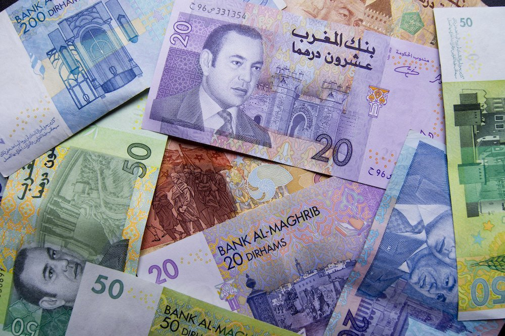 Money in Morocco