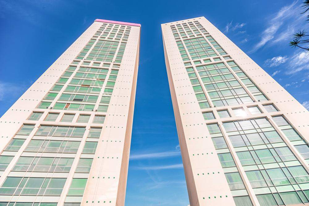 Casablanca twin towers