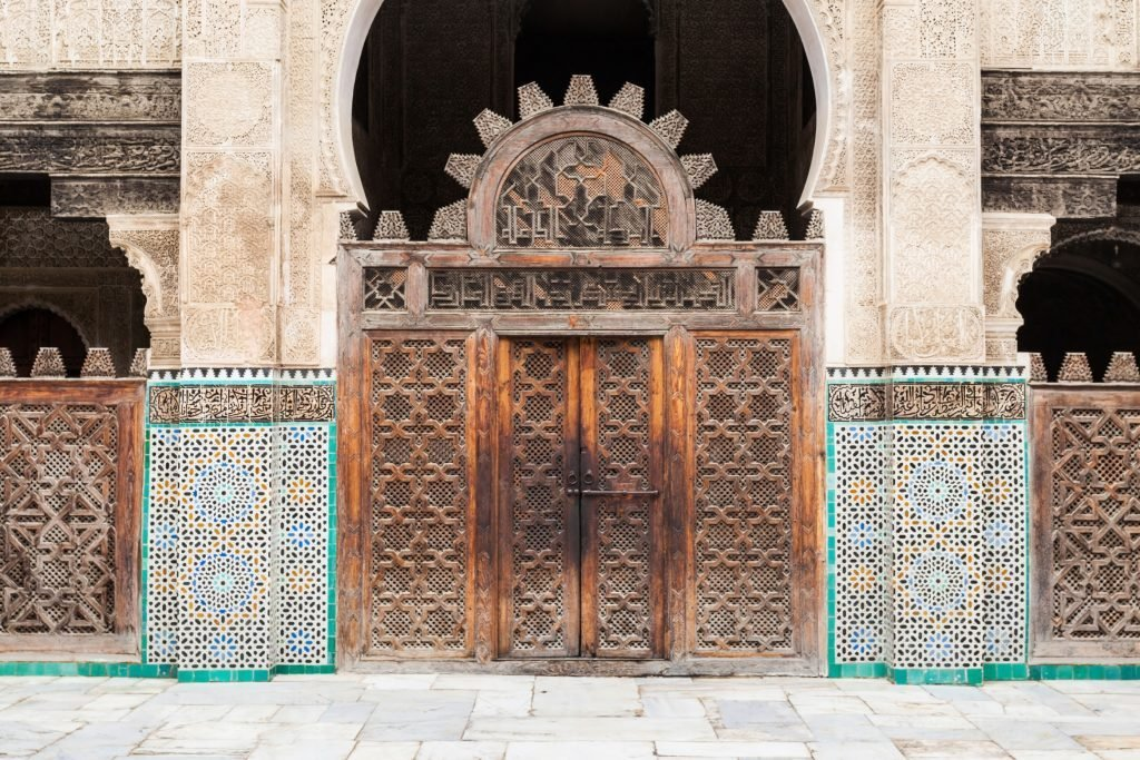 Madrasa Bou Inania, Fez, Morocco | What to visit in Fez