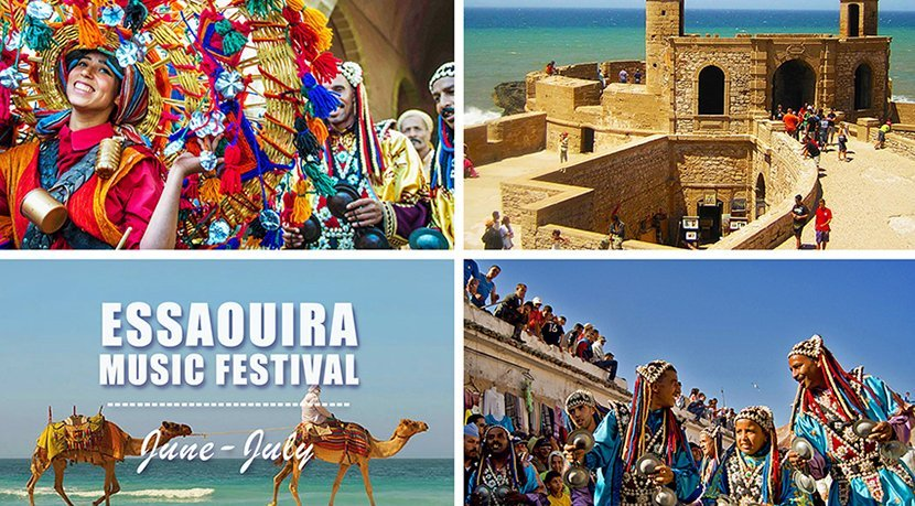 Gnaoua and World Music Festival