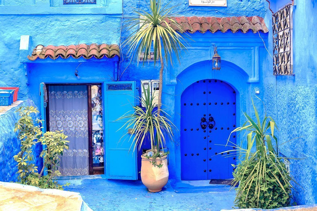 What to see in Chefchaouen