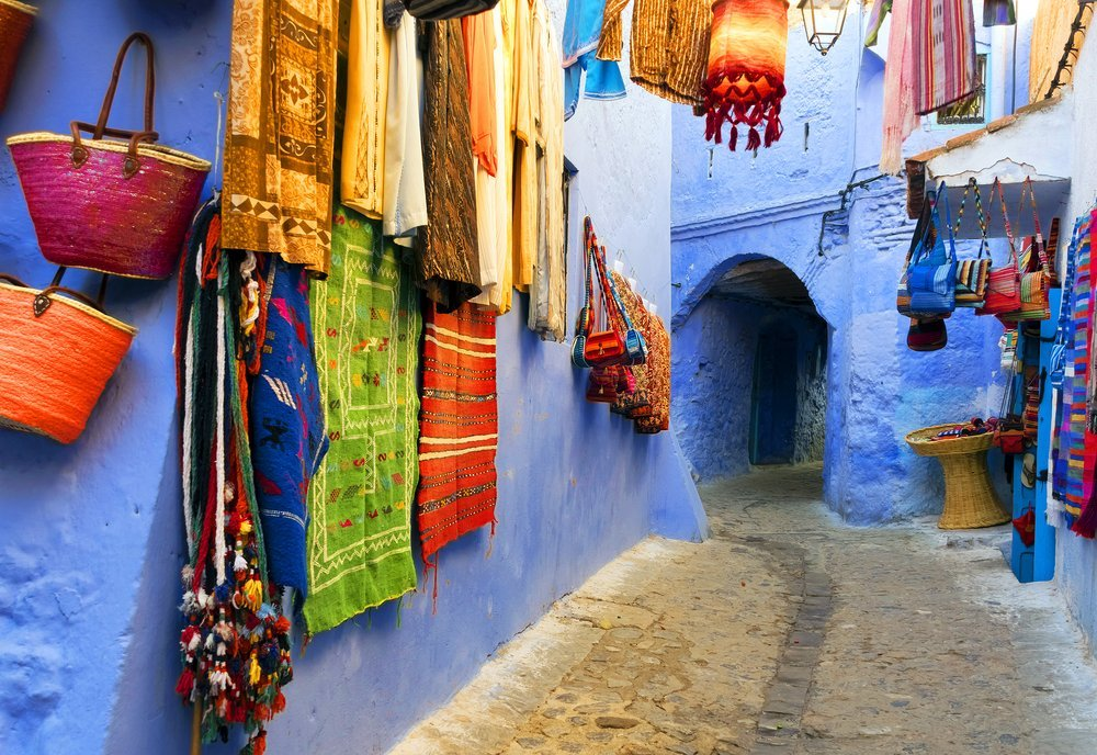 The Medina of Chaouen