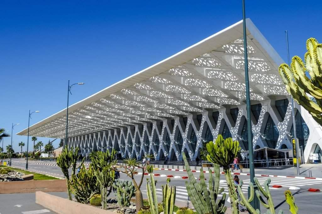 How to Get From Marrakech Airport to The City Centre