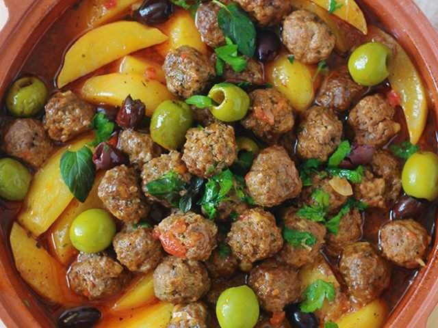 Kefta Tajine Recipe