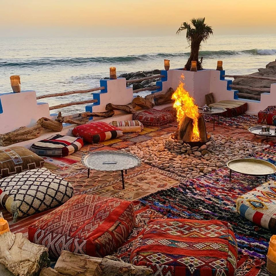 Where to stay in Taghazout